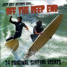 VA - Off The Deep End: 24 Surfing Greats CD